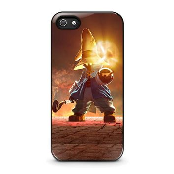 VIVI FINAL FANTASY IX iPhone 5 / 5S / SE Case Cover