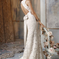 Bridal Gowns, Wedding Dresses by Jim Hjelm - Style jh8011