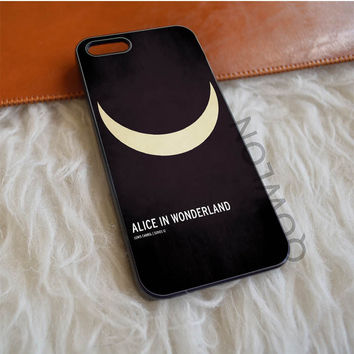 Alice In Wonderland Moon iPhone 5 | 5S | SE Case