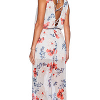 Jack by BB Dakota Bevin Jumpsuit in Blue