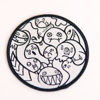 Ghost Trap Patch