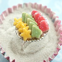 christmas cookies ring