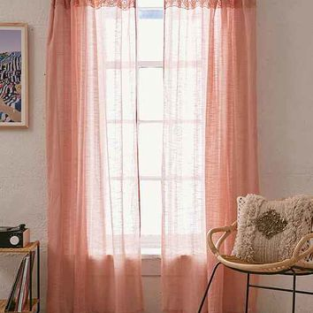 Adara Trim Curtain