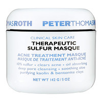 Peter Thomas Roth Therapeutic Sulfur Masque Acne Treatment Masque (5 oz)