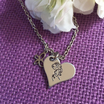 Expecting Mom Gift - Mommy To Be - Mothers necklace - Gift for mom - Babyshower Gift  - Expecting mother - keepsake - Pregnancy