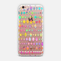 Rainbow Geometry iPhone Case