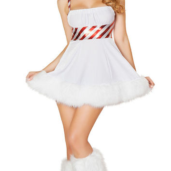 Women's Christmas Fancy Suit Costume Xmas Outfit = 4427559300