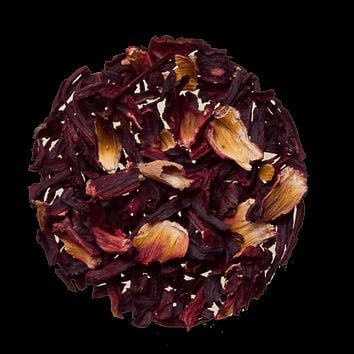Hibiscus - Loose Organic Herbal Tea