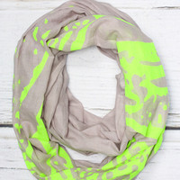 The Lime Life Scarf