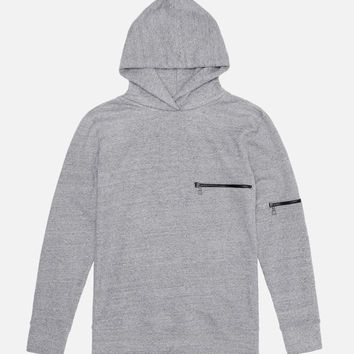 Hooded Clash / Dark Grey
