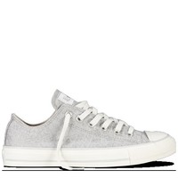 Converse - Chuck Taylor Snowflake Sparkle - Low - Silver