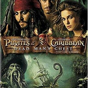 Johnny Depp & Orlando Bloom & Gore Verbinski-Pirates of the Caribbean: Dead Man's Chest