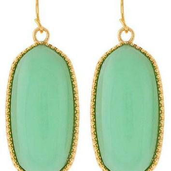 Dangle Darling Earrings | Green
