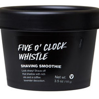Five O'Clock Whistle Shaving Cream