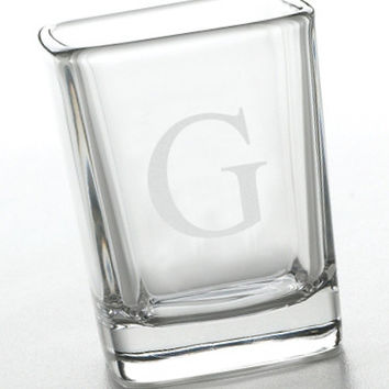 Aris Engraved Shot Glass
