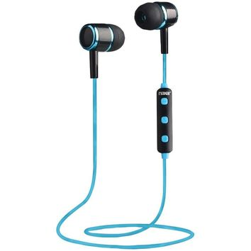 Bluetooth Isolation Earbuds With Microphone & Remote