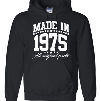 Made in 1975 all original parts Hoodie