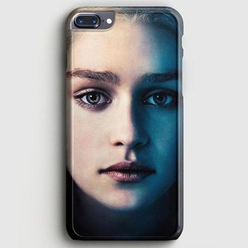 Daenerys Targaryen Artwork iPhone 8 Plus Case | casescraft