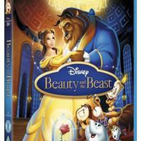 Beauty and the Beast [Blu-ray] Disney Classic