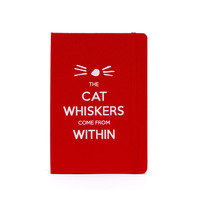 Whiskers Note Pad