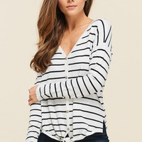 Be Home Top - Ivory