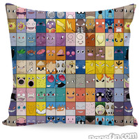 Pokemon Couch Pillow