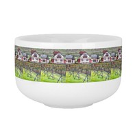 Transylvania, Romania, Picturesque Painted Scenery Soup Mug