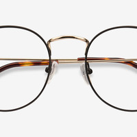 Wistful | Black Metal Eyeglasses | EyeBuyDirect