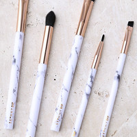 Skinnydip London Eye Kit You Not Marble Eye Brush Set