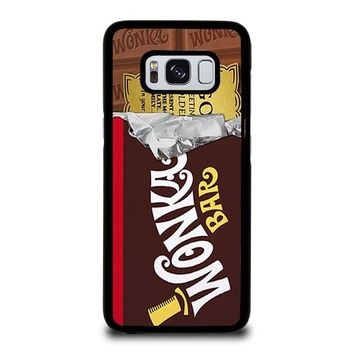 GOLDEN TICKET CHOCOLATE WONKA BAR Samsung Galaxy S8 Case Cover