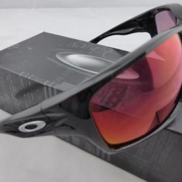 Oakley CANTEEN Sunglasses Polished Black - Prizm Field Lens 9225-09