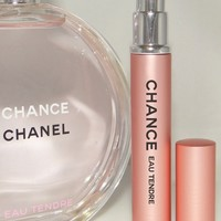 CHANEL Chance Eau Tendre EDT Perfume 6ml 7ml Travel Perfume Sample