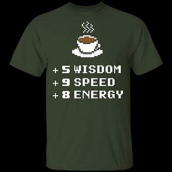 Dungeons And Dragons Coffee T-Shirt