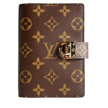 Louis Vuitton Limited Edition Monogram Canvas Rose Koala Small Ring Agenda Cover | Louis Vuitton Small_Leather_Goods| Bag Borrow or Steal