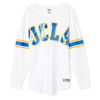 UCLA Limited Edition Varsity Crew - PINK - Victoria's Secret