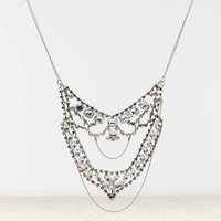 AEO GEMSTONE BIB NECKLACE
