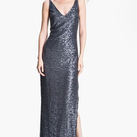 St. John Collection Sequin Gown | Nordstrom