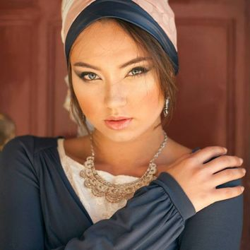 Butterfly Turban Scarf