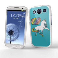 Taylor Swift Unicorn Haters gonna hate for Samsung Galaxy S3