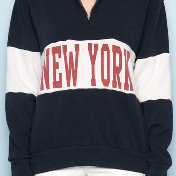 Isabella New York Sweatshirt - Just In