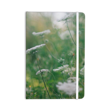 """Chelsea Victoria """"Queen Ann"""" Floral Nature Everything Notebook"""