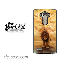 Lion King Simba Back To Home For LG G4 Case Phone Case Gift Present YO
