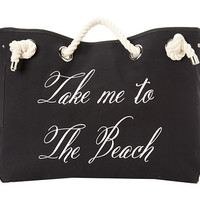 Wildfox Take me to the Beach Bag