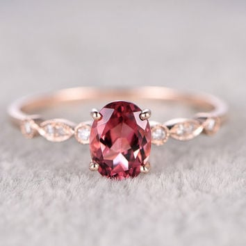 cut zirconia sterling dp com stone silver tw cubic amazon rings radiant ct engagement ring wedding pink cz