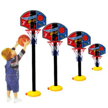 Funny Mini Toilet Bathroom Desk Home Basketball Fans Game Set Portable BasketBall Hoop Toy For NBA All Ages Fans Best Gifts