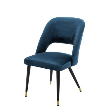 Blue Dining Chair | Eichholtz Cipria