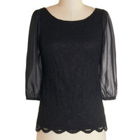 ModCloth 3 You Fancy Thing Top