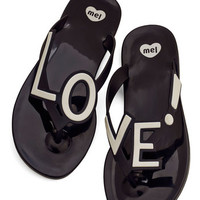 Mel Shoes Statement Stylish Expression Sandal