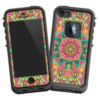 "Brilliant Tribal ""Protective Decal Skin"" for LifeProof fre iPhone 5/5s Case"