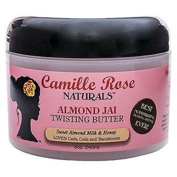 Camille Rose Almond Jai Butter 8oz